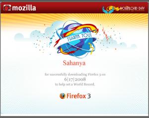 Firefox3-Zertifikat